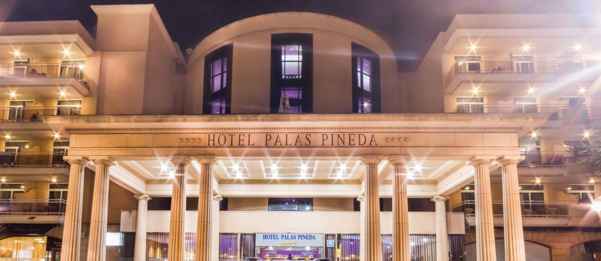 HOTEL PALAS PINEDA ****